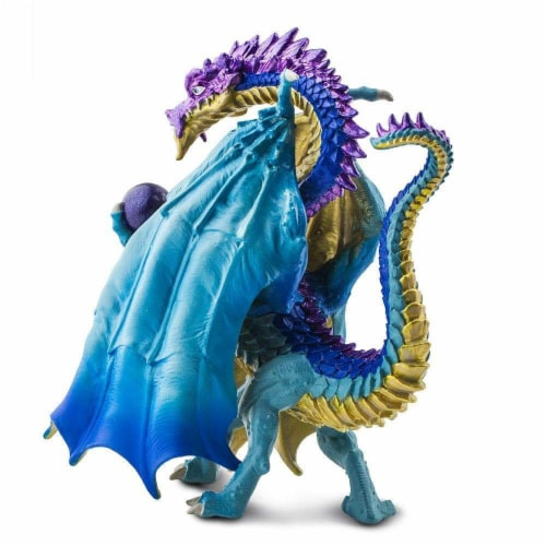 Wizard Dragon Toy Perspective: left