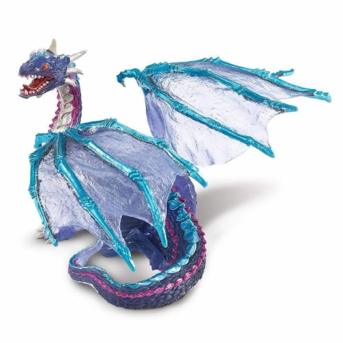 Cloud Dragon Toy Perspective: left