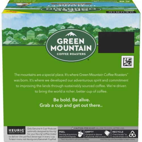 Green Mountain Coffee Roasters Nantucket Blend Medium Roast Coffee K-Cup Pods Perspective: left