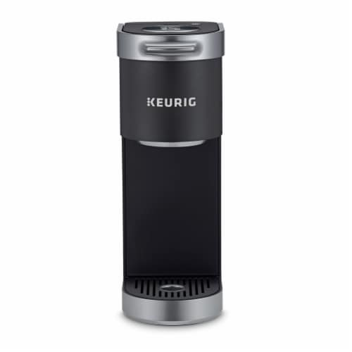 Keurig® K-Mini Plus Single Serve Coffee Maker - Matte Black Perspective: left