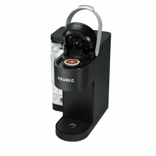 Keurig® Brewer KSupreme Single Serve Coffee Maker - Black Perspective: left