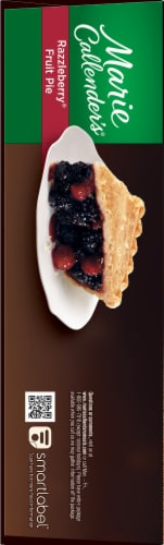 Marie Callender's Razzleberry Fruit Pie Perspective: left