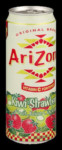 Arizona Kiwi Strawberry Tea Perspective: left