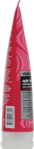 Bed Head Epic Volume Shampoo Perspective: left