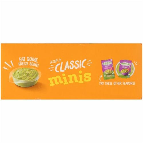 Wholly Guacamole® Classic Mild Guacamole Minis Perspective: left