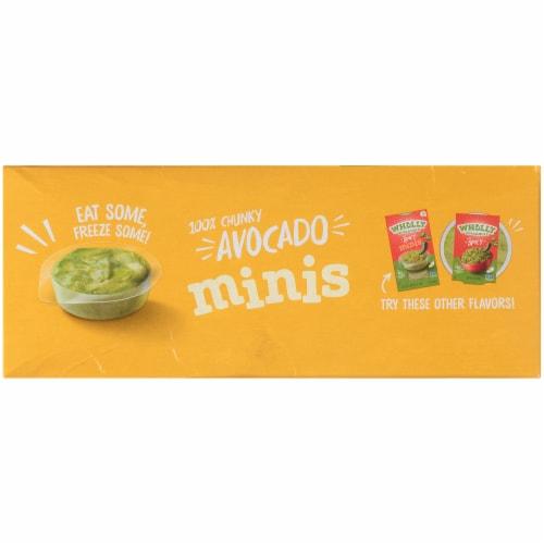 Wholly Guacamole® Chunky Avocado Minis Perspective: left