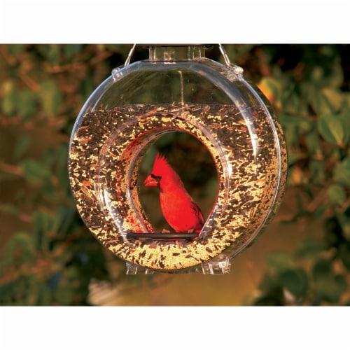 Hiatt Manufacturing Stokes Canteen Bird Feeder Perspective: left
