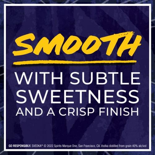 Svedka Vodka Perspective: left