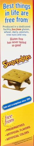 Kinnikinnick S'moreables Graham Style Crackers Perspective: left