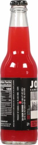 Jones Strawberry Lime Soda Perspective: left