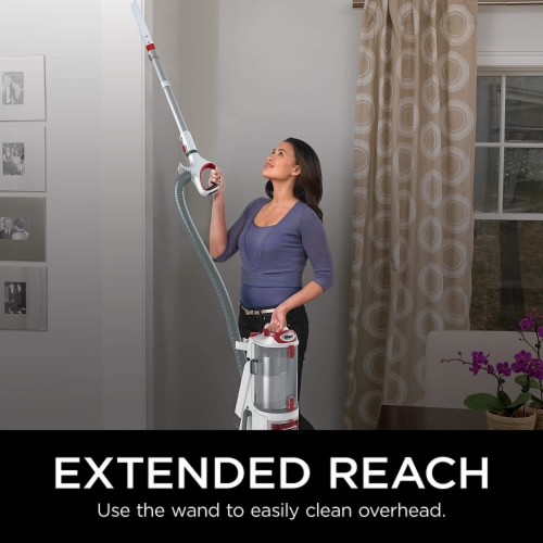 Shark® Rotator Pro Lift-Away Vacuum Perspective: left