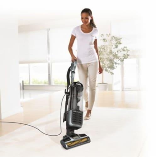 Shark® Navigator ZU62 Pet Pro Self-Cleaning Brushroll Upright Vacuum Perspective: left