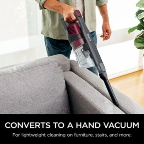 Shark® Rocket Pet Pro Cordless Stick Vacuum Perspective: left