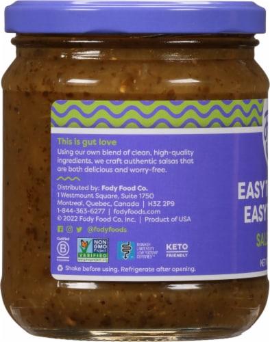 Fody™ Foods Salsa Verde Perspective: left
