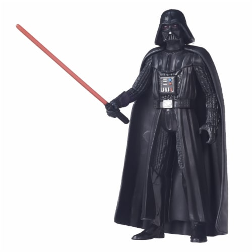 Hasbro Star Wars: Return of the Jedi Darth Vader Action Figure Perspective: left