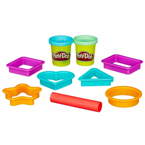 Play-Doh Cookie Treats Modeling Compound Playset Perspective: left