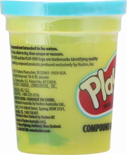 Play-Doh Single Can - Blue Perspective: left