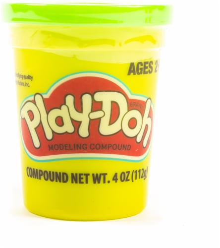 Play-Doh Single Can - Assorted Perspective: left