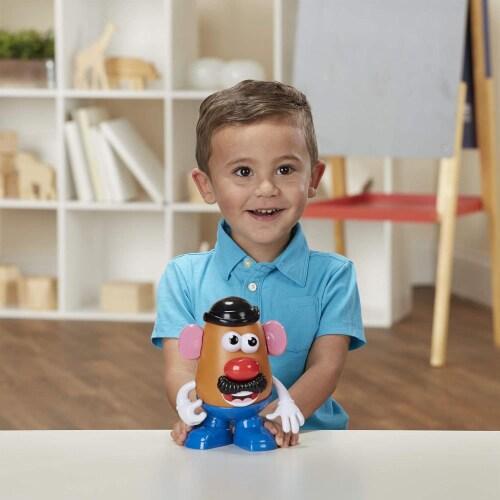 Playskool Mr. Potato Head Playset Perspective: left