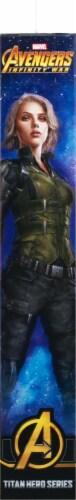 Hasbro Marvel Infinity War Titan Hero Series Black Widow with Titan Hero Power FX Port Perspective: left