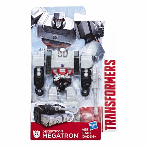Transformers Bravo Series Authentics Figures - Assorted Perspective: left