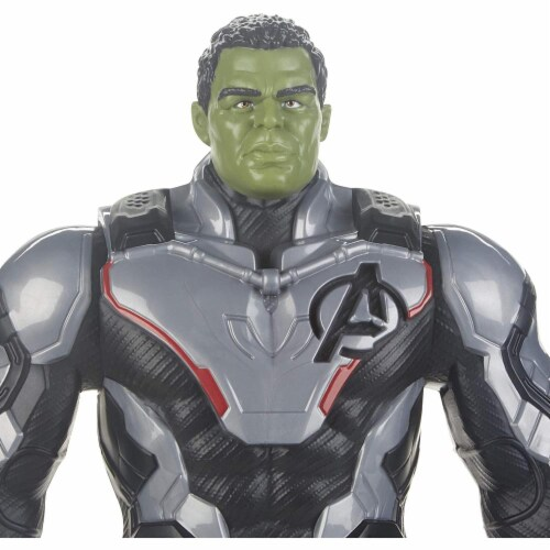 Avengers Marvel Endgame Titan Hero Hulk Perspective: left