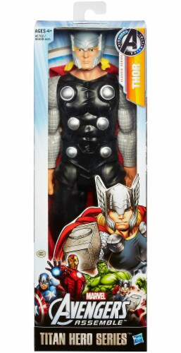 Hasbro Marvel Avengers Titan Hero Series Action Figures - Assorted Perspective: left