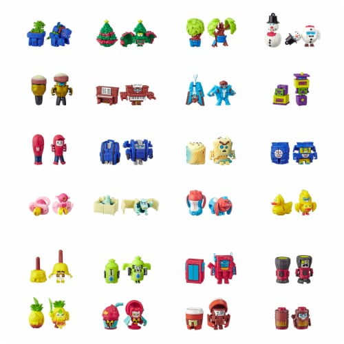 Hasbro Transformers BotBots Series 1 Collectible Blind Bag - Assorted Perspective: left