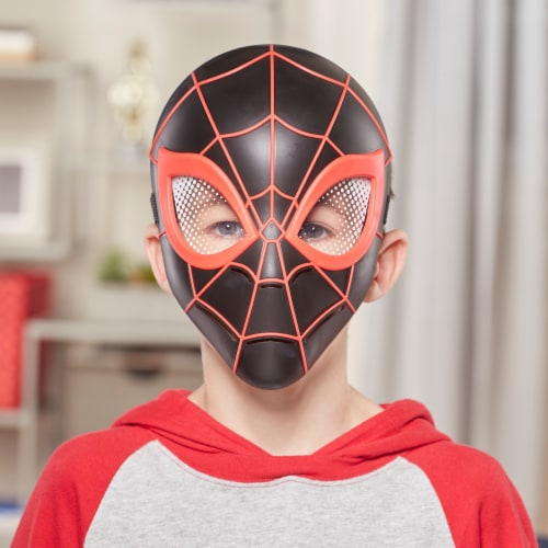Hasbro Miles Hero Mask Perspective: left