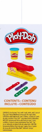 Play-Doh Mini Fun Factory Set Perspective: left