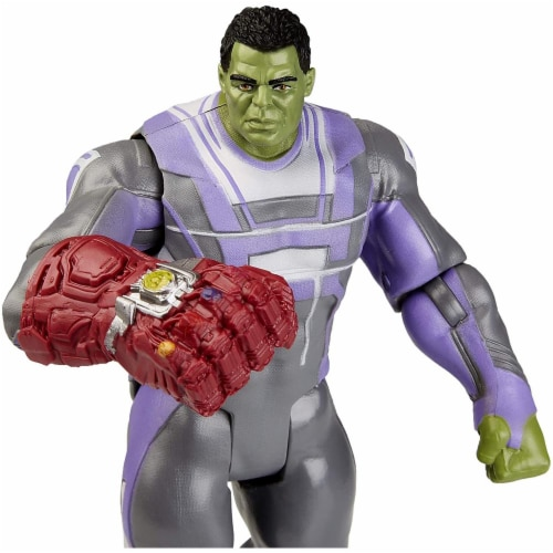 Marvel Avengers Endgame Hulk Figure Perspective: left