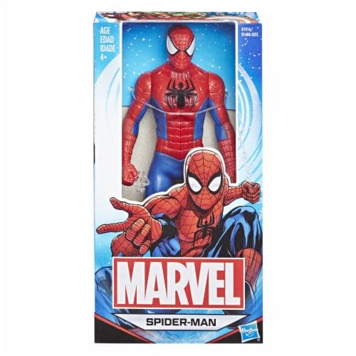 Hasbro Marvel Basic Spider Man Figure Perspective: left