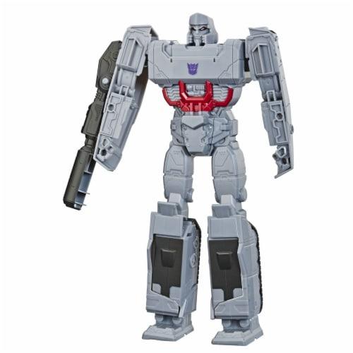 Hasbro Transformers Toys Titan Changers Megatron Action Figure Perspective: left