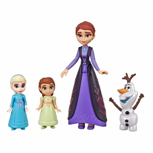 Frozen 2 Family Doll Set Perspective: left