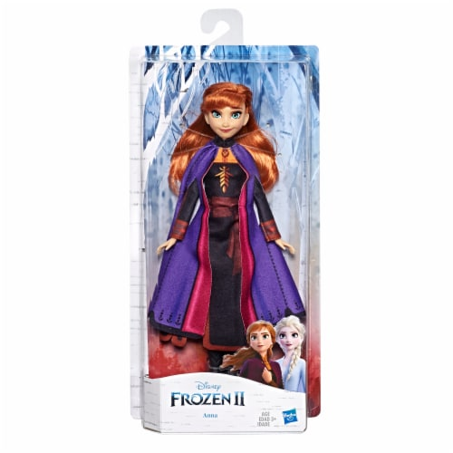 Hasbro Disney Frozen 2 Fashion Dolls - Assorted Perspective: left