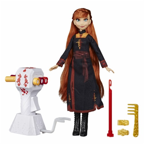 Hasbro Disney Frozen 2 Sister Styles Fashion Doll - Assorted Perspective: left