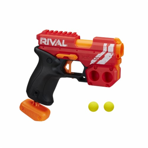 Nerf Rival Knockout XX-100 Blaster - Red Perspective: left