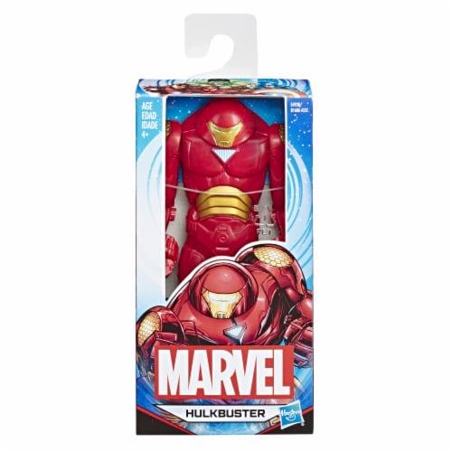 Hasbro Marvel Basic Hulkbuster Figure Perspective: left