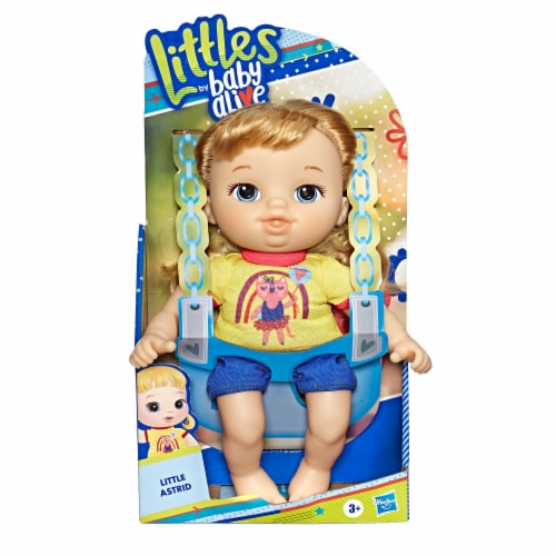 Hasbro Baby Alive Littles Doll - Little Astrid Perspective: left