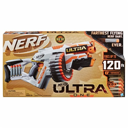 Nerf Ultra One Blaster Perspective: left