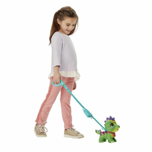 Hasbro furReal Walkalots Big Wags Dino Perspective: left