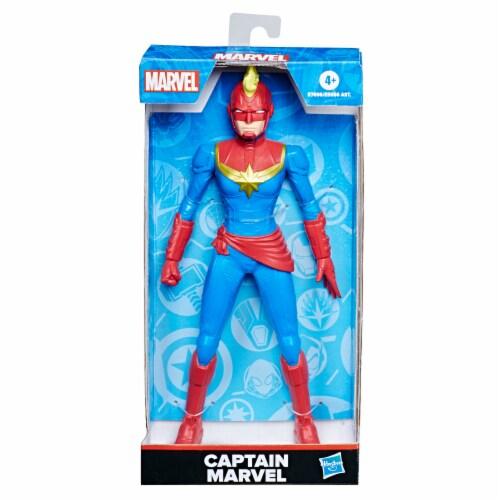 Hasbro Marvel Avengers Captain Marvel Action Figure Perspective: left