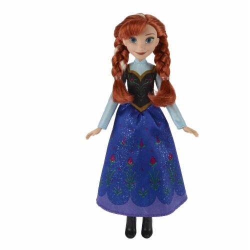 Disney Frozen Classic Fashion Doll Anna Perspective: left