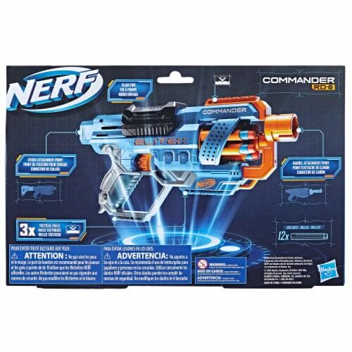 Nerf Elite 2.0 Commander RD-6 Blaster Perspective: left