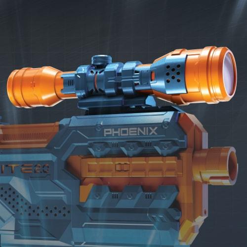 Nerf Elite 2.0 Phoenix CS-6 Motorized Blaster Perspective: left