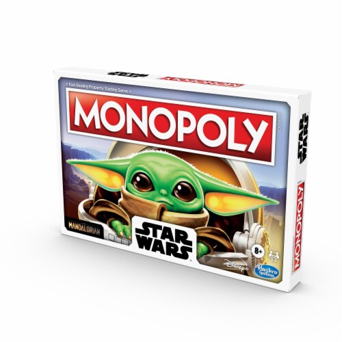 Monopoly: Stars Wars The Child Edition Perspective: left