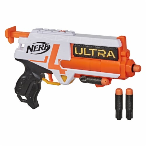 Nerf Ultra Four Blaster Perspective: left