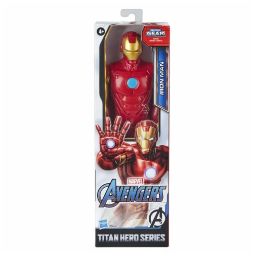Hasbro Marvel Avengers Titan Hero Series Super Hero Action Figures - Assorted Perspective: left