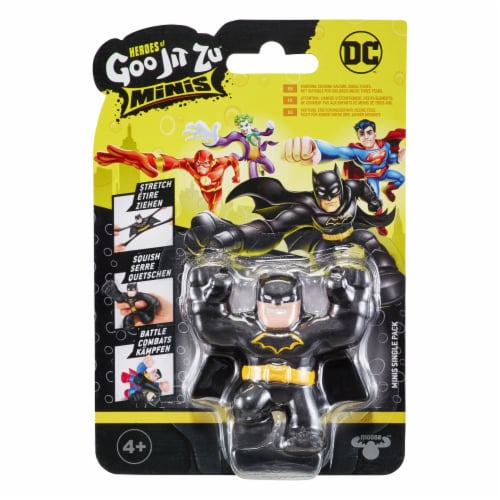 Heros of Goo Jit Zu - Mini DC Heros Perspective: left