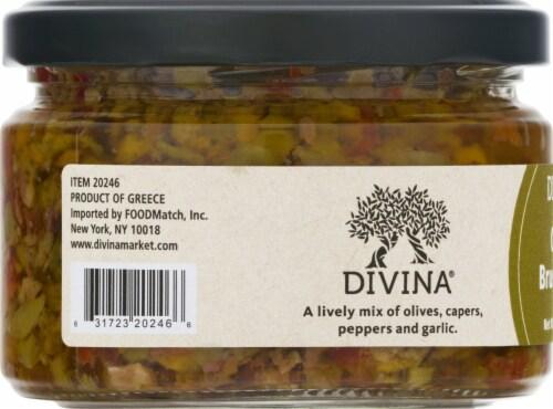 Divina Olive Bruschetta Perspective: left